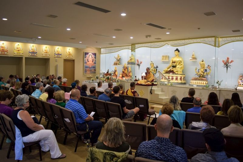 Classes in Temple